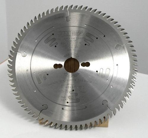 Пильный диск СМТ для чистового поперечного реза D250 d30 z80 (274.080.10M)
