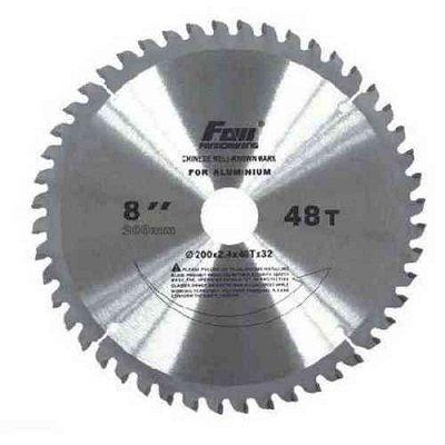 Пильный диск по алюминию FOLL D300 d30 z100