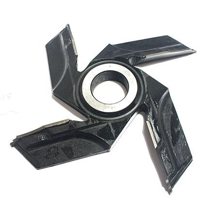 Фрезы для филенки 200×32 (правая) т/с пластинами ВК-15 (Профиль 8)