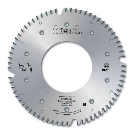 """Твердосплавная дисковая пила для измельчителей freud """"правое вращение"""" D250 d130 z56 (LT16MD BD3)"""