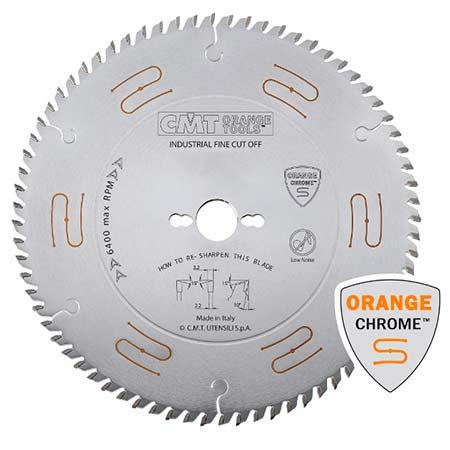 Пильный диск СМТ малошумный с переменными зубьями D250 d30 z40 (285.640.10M)