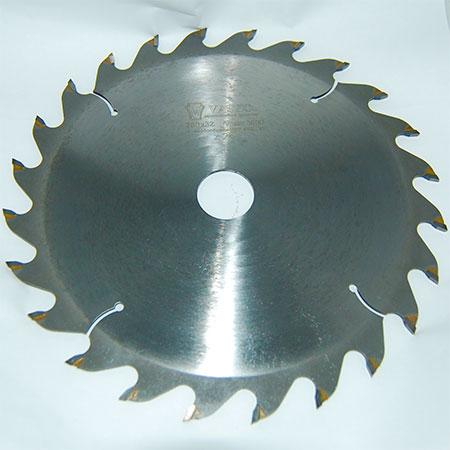 Пильный диск по ламинату Ватцо D250 d30 z72