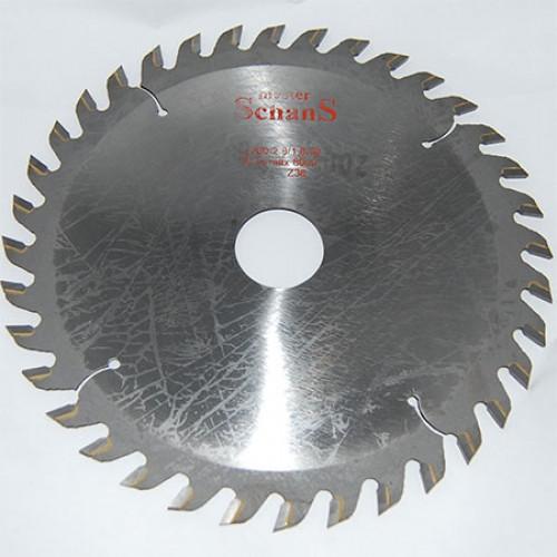 Пильный диск с ТС напайками Master Schans D350 d50 z72