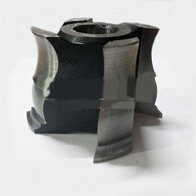 Фреза «ИК Петровский» для изготовления наличника 125x32x80 (Профиль 1)
