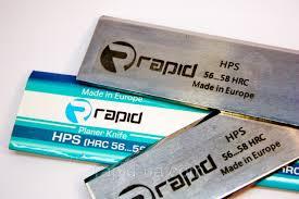 Нож фуговальный Rapid HPS 300*30*3