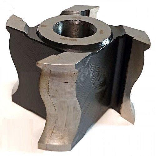 Фреза «ИК Петровский» для изготовления наличника 125x32x80 (Профиль 8)