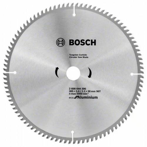 Пильный диск BOSCH Eco for Aluminium D305 d30 z96