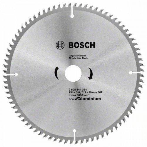 Пильный диск BOSCH Eco for Aluminium D305 d30 z80