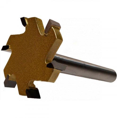 Фреза для выравнивания поверхностей d12 D50 h8 L100 Z6 Easy Tool Planer Bits